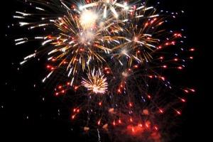 40268251 - fireworks