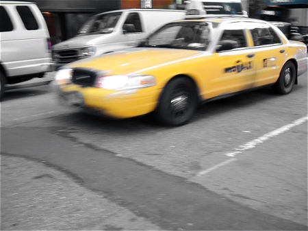 Taxis with Libraries